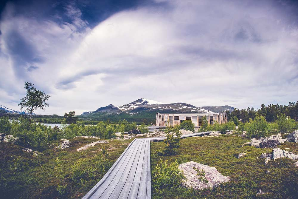 Världsarvet Laponia
